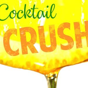 Lighthouse Crush Cocktails